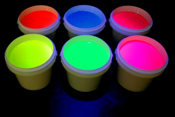 1 Litre pails Used by Night clubs for painting faces and bodies
